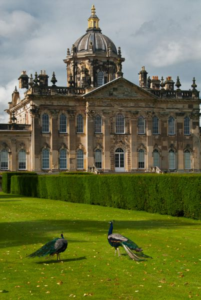 castle howard history photos visitor information