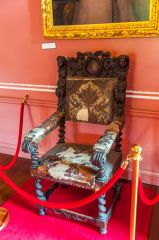 The Clan Chief's Chair