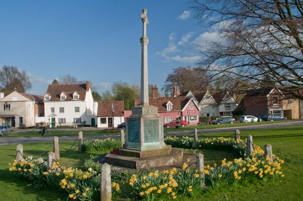 Cavendish photo, Village Green