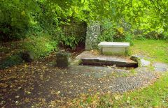 St Augustine's holy well