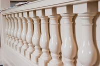 Box Pew Balusters