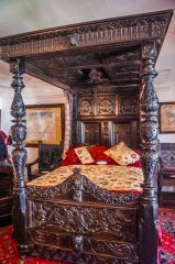 Chambercombe Manor, The Lady Jane Grey bedchamber