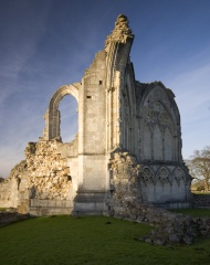 Chapter House ruins (c) Paul Harrop