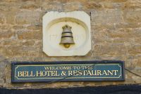 Bell Hotel crest