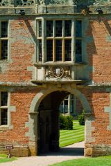 Charlecote Park, The gatehouse