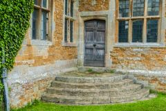 Chastleton House, The east house door