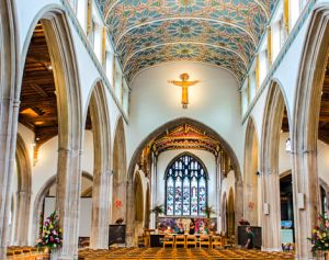 Chelmsford Cathedral History Visiting Information Historic