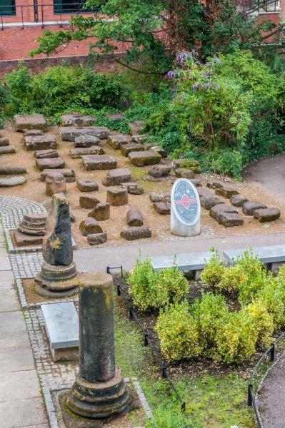 Roman Garden Chester