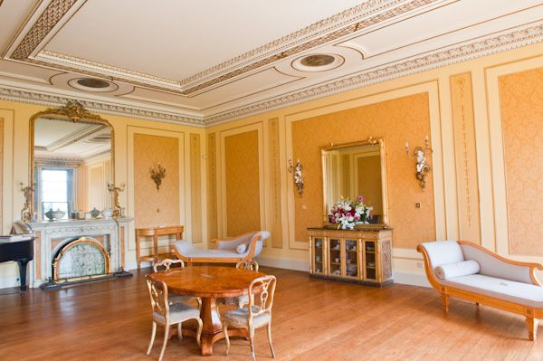 Chettle House photo, Drawing room