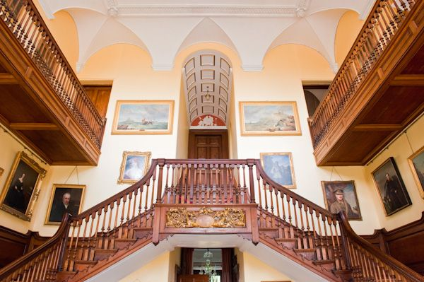 Chettle House photo, Grand staircase