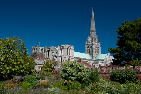 Chichester photo, Chichester Cathedral