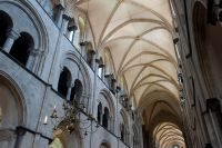 Nave vaulting