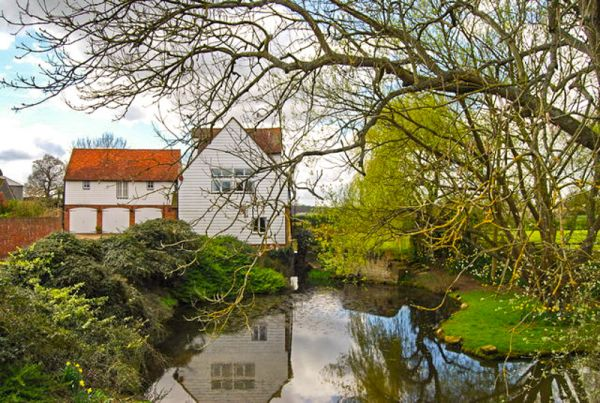 Chiddingstone photo, The Mill (c) N Chadwick