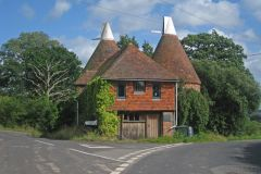 Triangle Oast (c) Oast House Archive