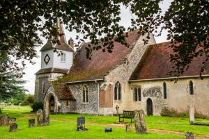 Chilbolton, St Mary-the-Less Church