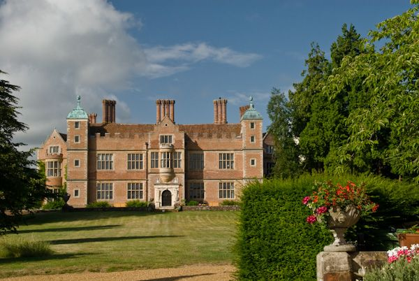 Chilham Castle photo, The house from the village gates