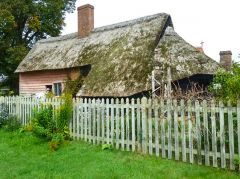 Chiltern Open Air Museum, Leagrave cottages (c) Basher Eyre