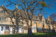 The green in Chipping Campden