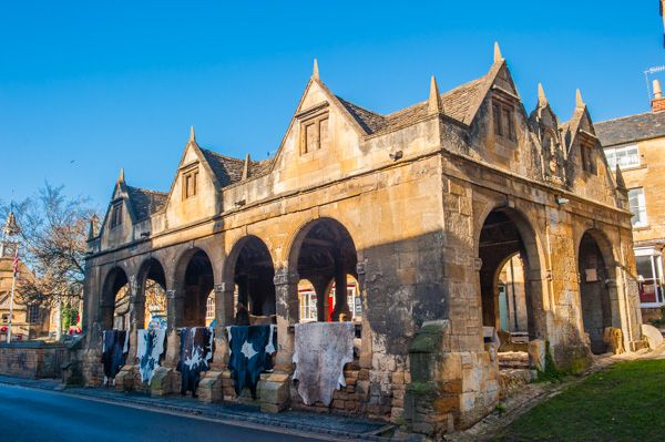 Chipping Campden photo, The market hall