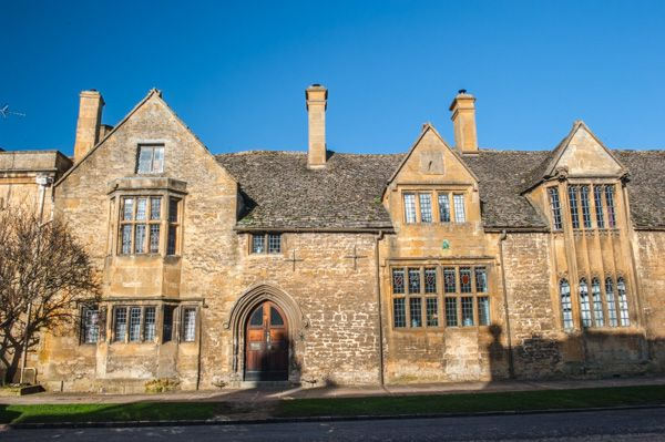 Chipping Campden photo, 14th century Grevel House