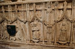 Chipping Norton, St Mary's Church, Croft tomb base