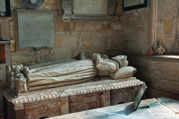 Chipping Norton, St Mary's Church photo, Rickardes tomb