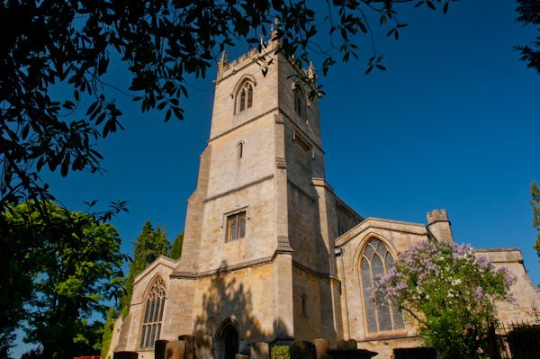Chipping Norton photo, St Mary's Church