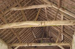 Timber roof
