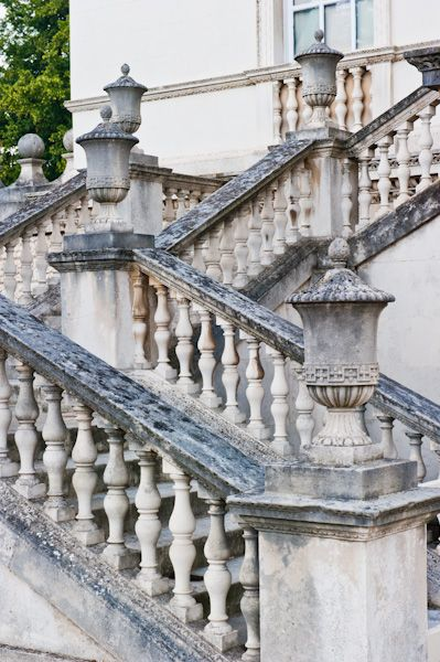 Chiswick House photo, The entrance staircase