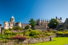 Christ Church College and Cathedral, Oxford