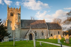St Stephen's church, Clanfield, Oxfordshire