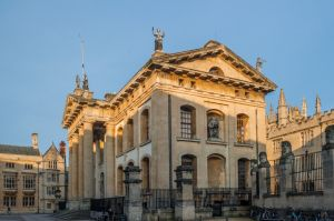Clarendon Building, Oxford