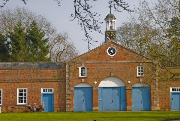 Claydon House photo, Stables