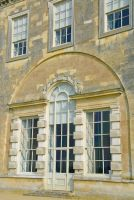 Claydon House, Classical front