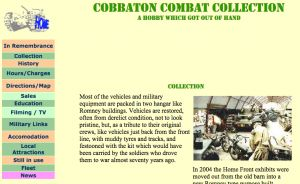 Cobbaton Combat Collection