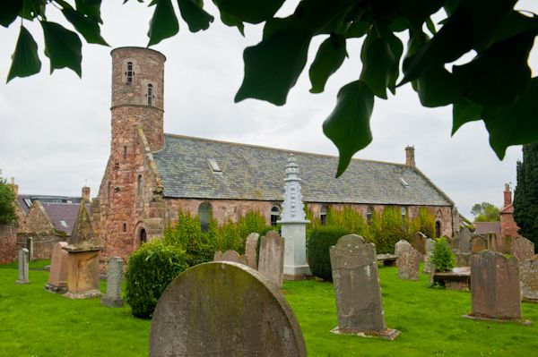 Cockburnspath photo, Cockburnspath parish church