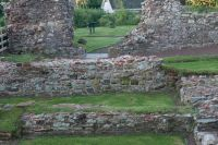 Coldingham Priory, Medieval chapter house