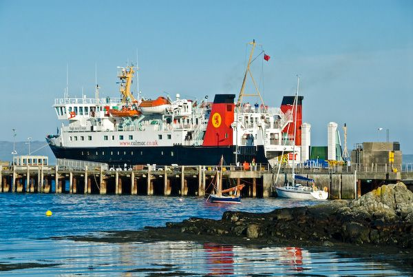 Isle of Colonsay photo, Colonsay Ferry