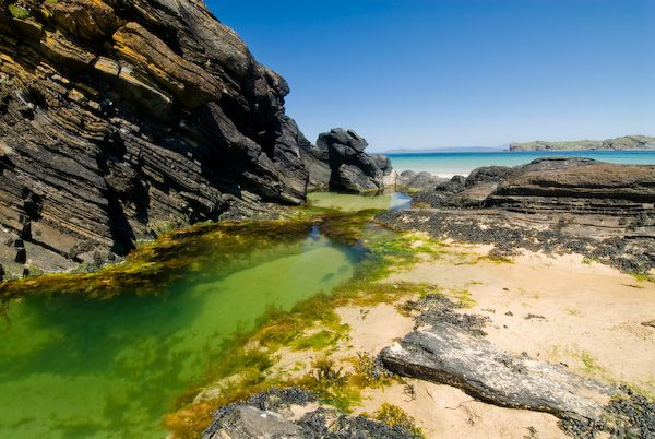 Isle of Colonsay photo, Kiloran tidepools