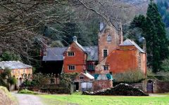 Combe sydenham hall history travel and accommodation for Sir francis drake hotel haunted history