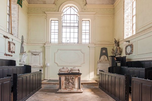 Compton Verney House photo, The Chapel interior