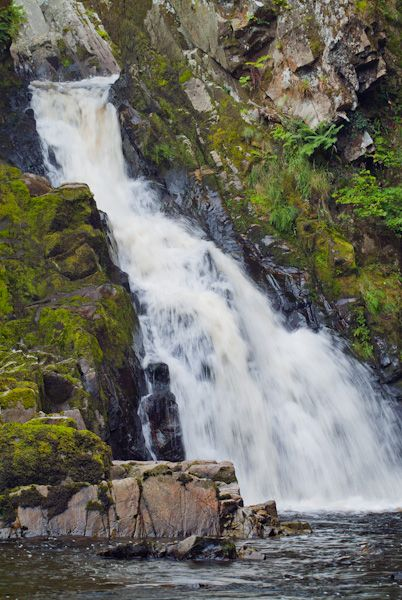 Conwy Falls photo, The waterfall 2