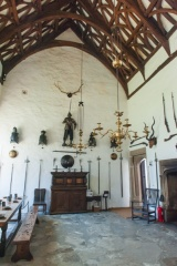 The medieval great hall