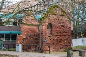 Coventry, Medieval Stone Building