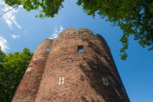 Cow Tower photo, Tower top