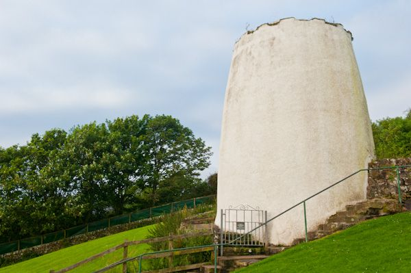 Crail photo, Historic doocot
