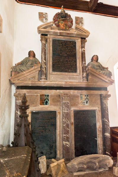 Cranborne, St Mary & St Bartholomew photo, Hooper memorial