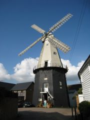 Cranbrook, Union Wind Mill (c) Oast House Archive