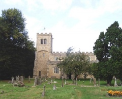 Cranfield church