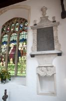 Cratfield, St Mary the Virgin Church, Sarah Mynne memorial